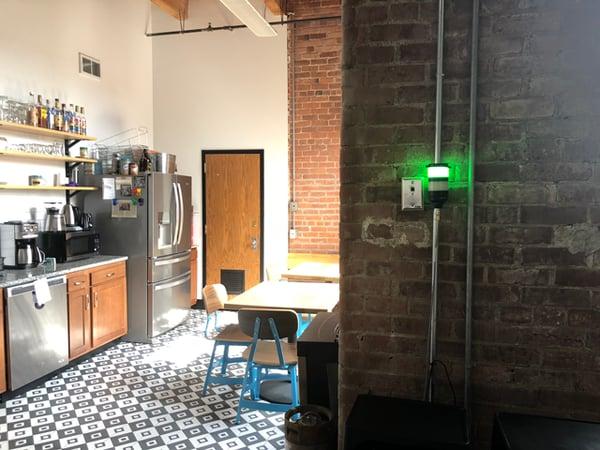 Losant Office Quiet Time Light