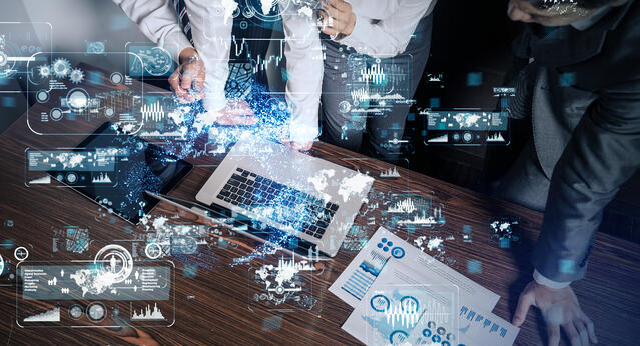 Departments monitoring equipment IoT