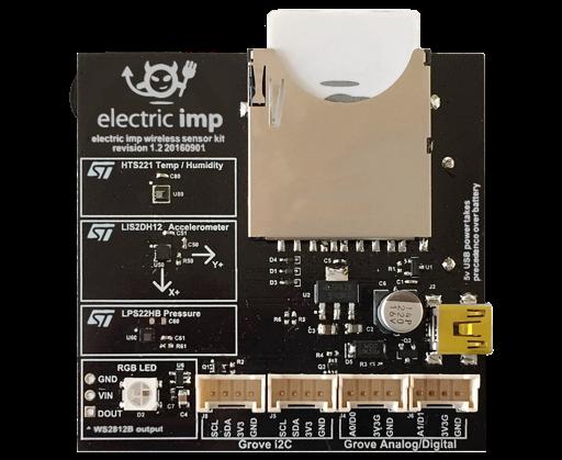 Electric Imp impExplorer Kit