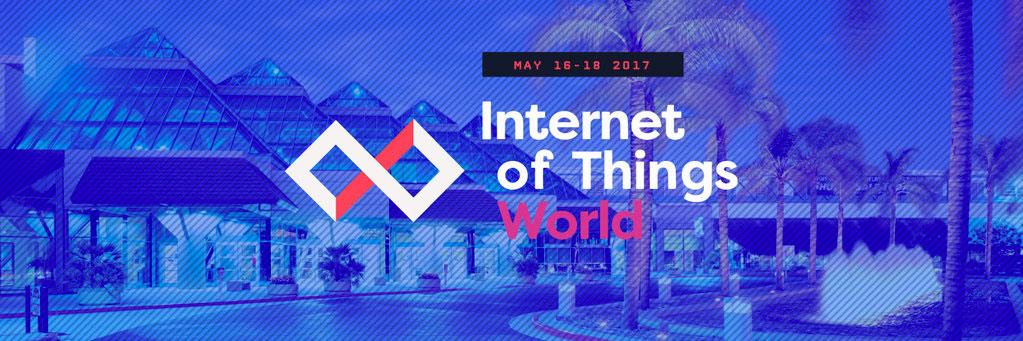 See You At IoT World 2017