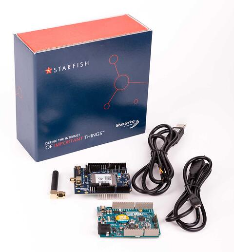 Itron's Milli Developer Kit