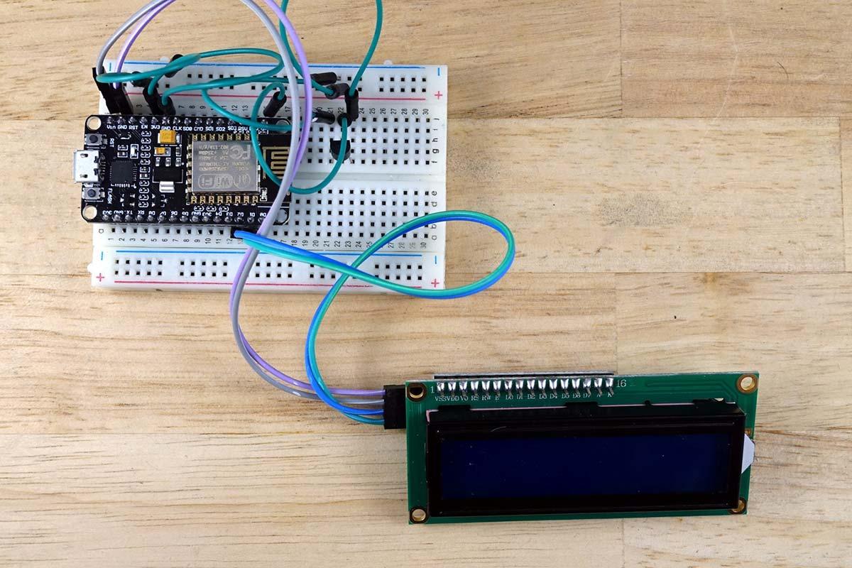 Assembled LCD Kit