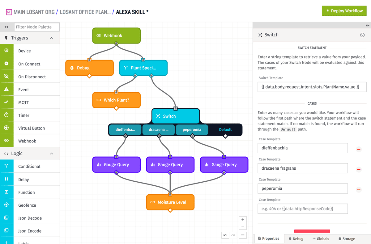 Platform Update - Dynamic Input Controls and Workflow Switch