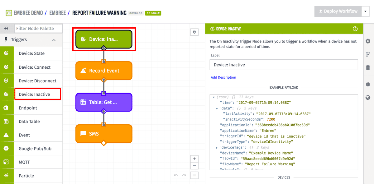 Platform Update - Graph Block Enhancements, Inactivity Trigger and