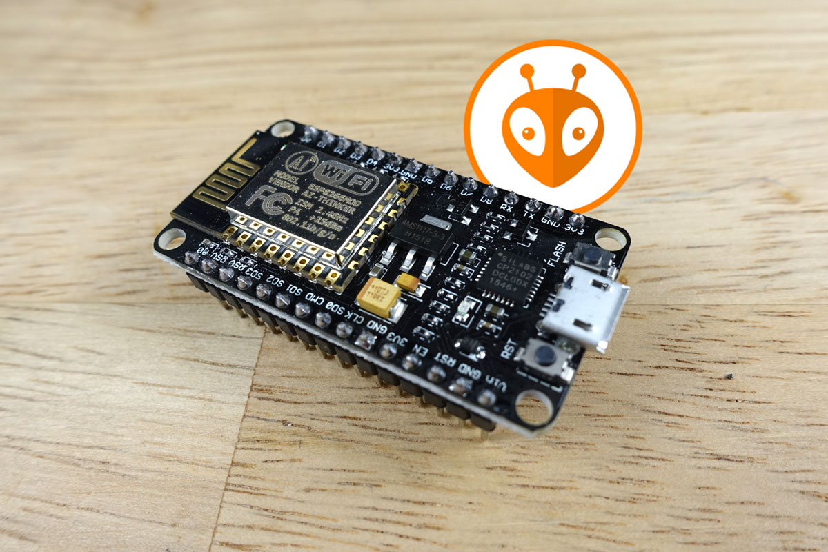 Getting Started with PlatformIO and ESP8266 NodeMCU