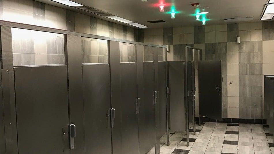 LAX Smart Bathroom