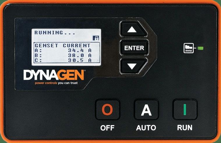 Dynagen Engine Controller