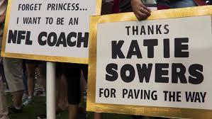 Katie Sowers image
