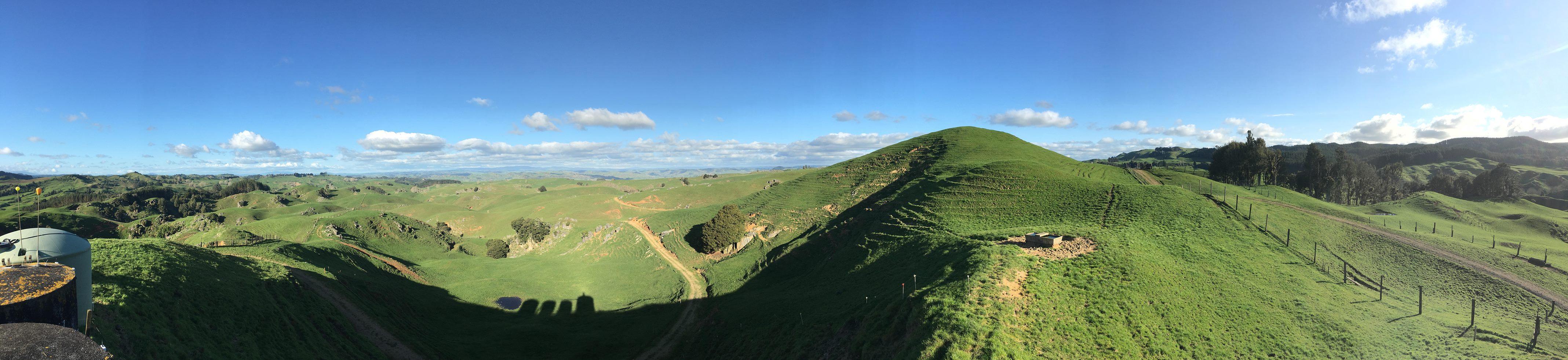 Australian farm field provided by Knode