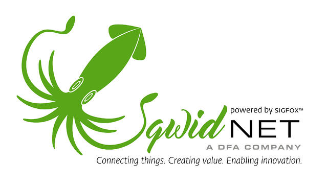 Squidnet IoT South Africa Logo