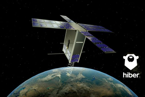 Hiber IoT Satellites