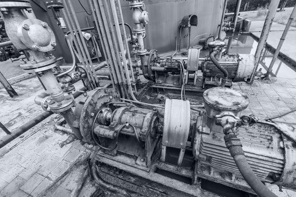 Legacy machinery