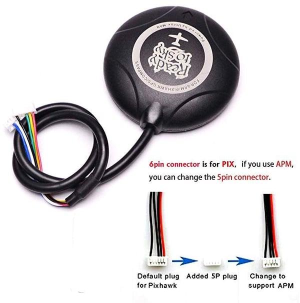 Pixhawk GPS Module