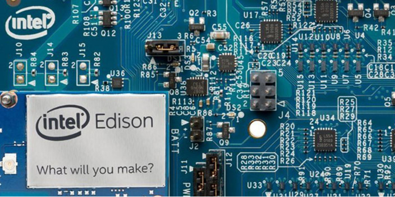 Getting Started with the Intel Edison