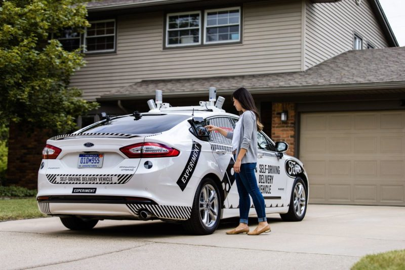 ford-dominos-self-driving