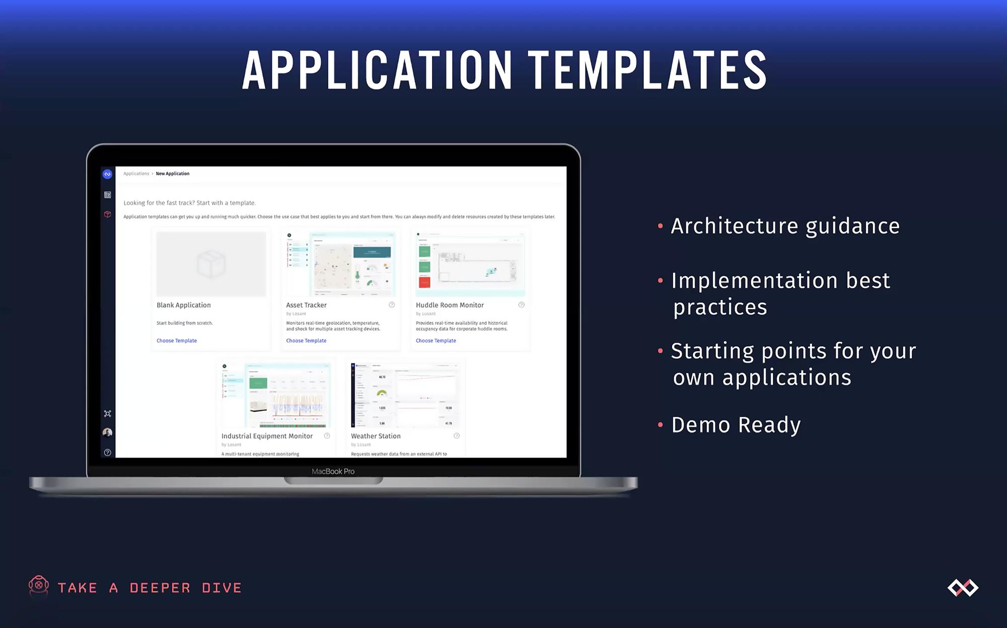 IEM Application Template Deeper Dive