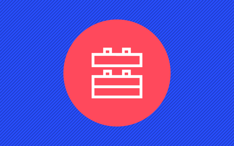 Template Library Icon