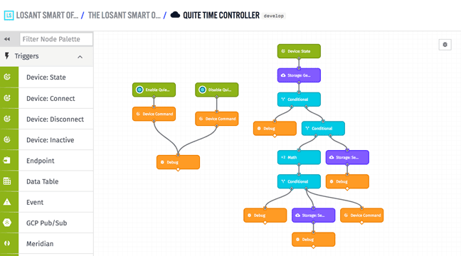 Visual Workflow Engine