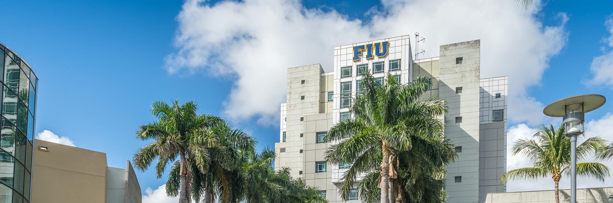 Florida International University Building