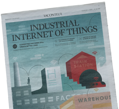 Industrial IoT Ad
