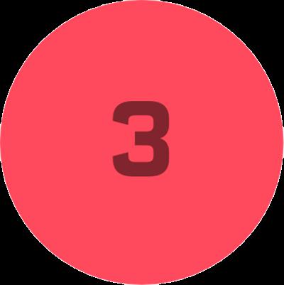 Three-red