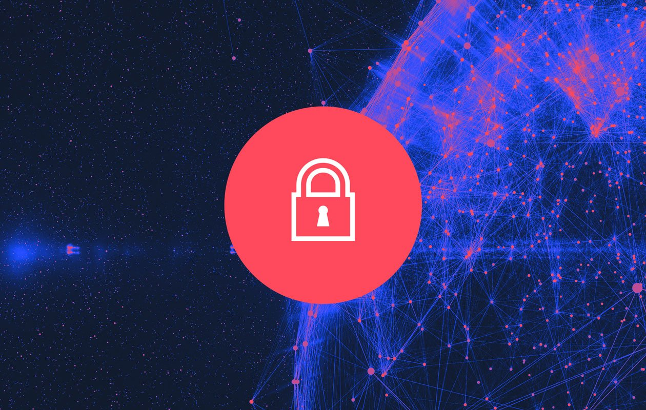 security image with lock