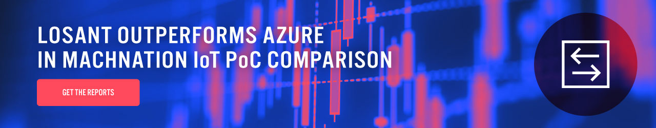 Read the MachNation comparison of Azure and Losant.
